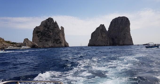 Location yacht à Positano - Chris Craft Commander 31 sur SamBoat