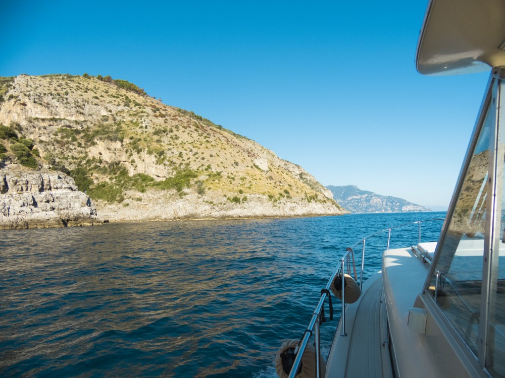 Hire Motor boat with or without skipper Chris Craft Positano