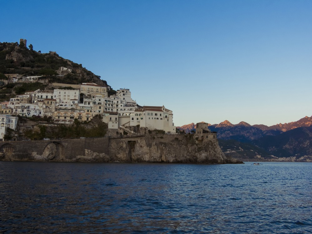 Rental Motor boat in Positano - Chris Craft Commander 31
