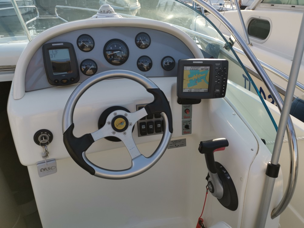 Louer Bateau à moteur avec ou sans skipper Rio à Mandelieu-la-Napoule