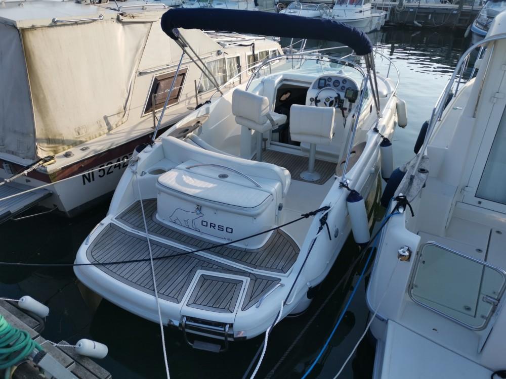 Location yacht à Mandelieu-la-Napoule - Rio Rio 750 Day Cruiser sur SamBoat