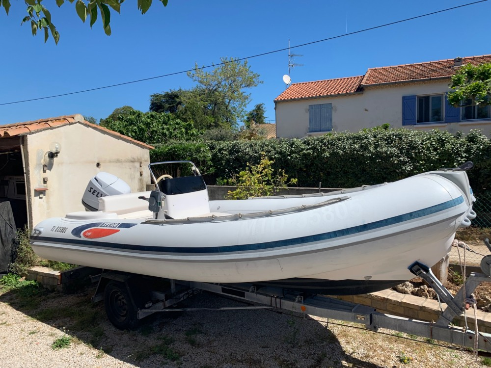 Location bateau Selva Selva 540 Pro à Six-Fours-les-Plages sur Samboat