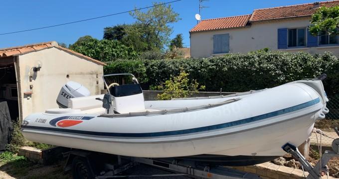 Location bateau Six-Fours-les-Plages pas cher Selva 540 Pro