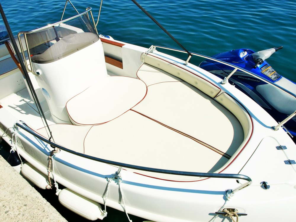 Yacht-Charter in Abbazia - Allegra Boats ALL 590 auf SamBoat