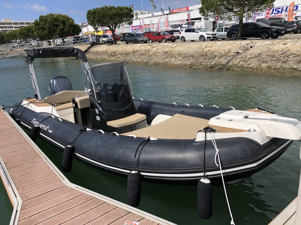 Capelli Tempest 700 between personal and professional Arcachon