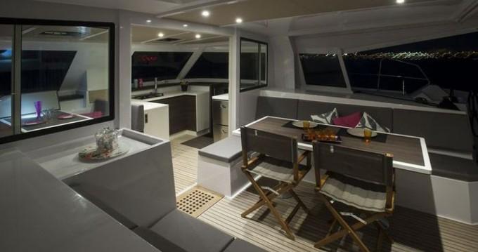 Location Catamaran à Hyères - Nautitech Nautitech Open 40