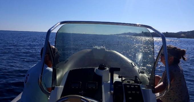 Location bateau Capelli Tempest 690 à Propriano sur Samboat