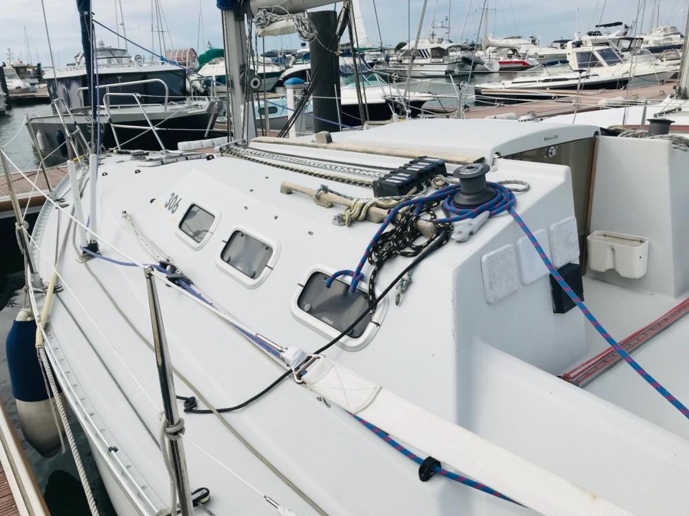 Louer Voilier avec ou sans skipper Kirie à Arcachon