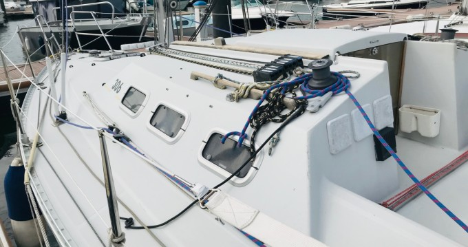 Location bateau Kirie Feeling 306 à Arcachon sur Samboat