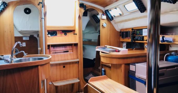 Location yacht à Arcachon - Kirie Feeling 306 sur SamBoat
