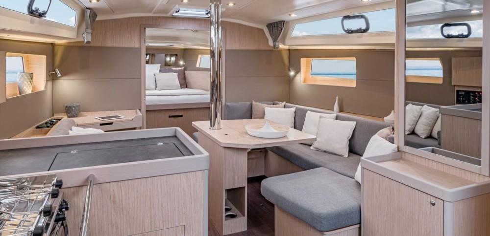 Boat rental Hyères cheap Oceanis 41.1