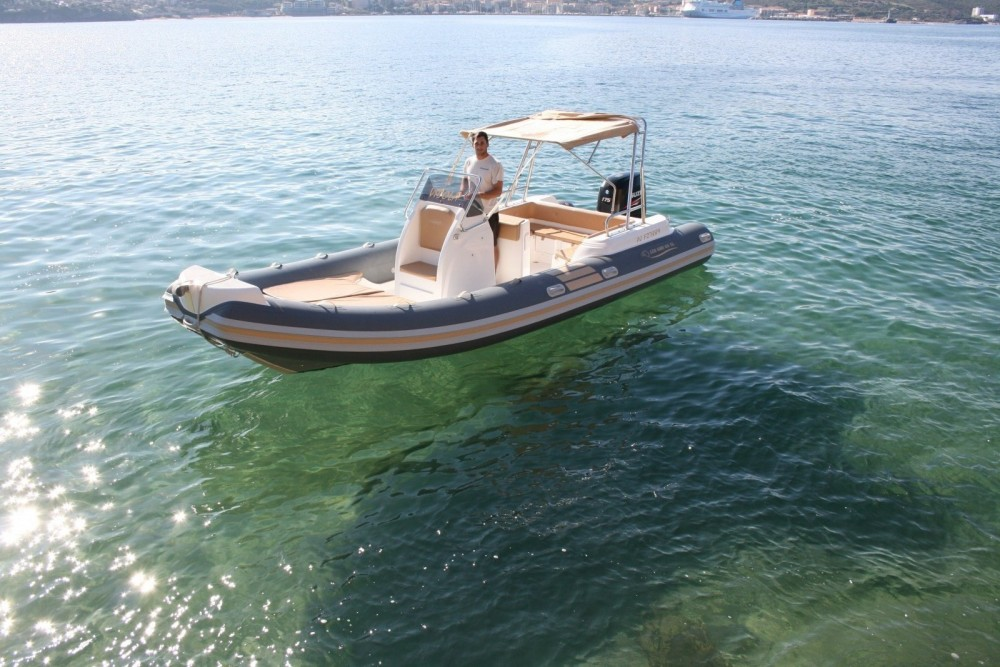 Rental yacht Propriano - Nautica Led Nautica Led 680 GS XL on SamBoat