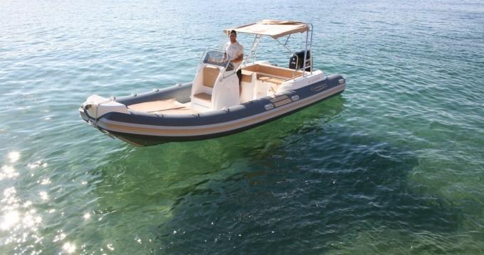 Location Semi-rigide à Propriano - Nautica Led Nautica Led 680 GS XL