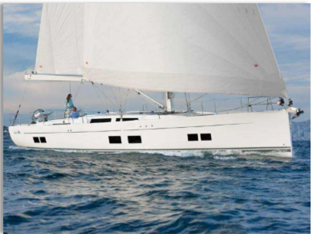 Hire Sailboat with or without skipper Hanse Hyères
