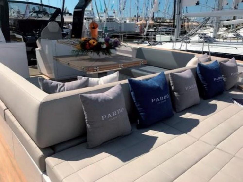 Rental yacht Sant Antoni de Portmany - Pardo Pardo 50 on SamBoat