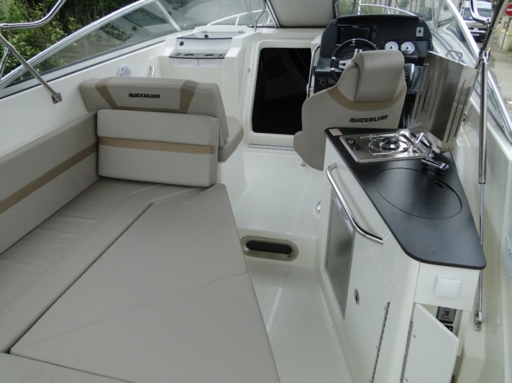 Rent a Quicksilver Activ 805 Cruiser Saint-Cyprien