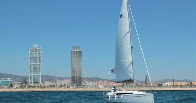 Velero para alquilar Barcelona al mejor precio