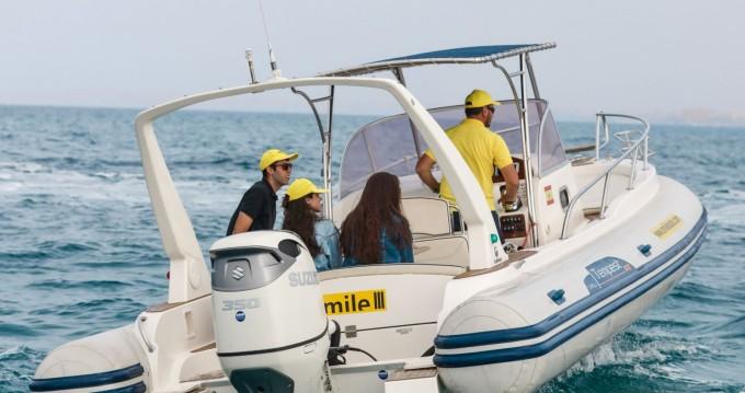 Location bateau Palma de Majorque pas cher Tempest 900 WA