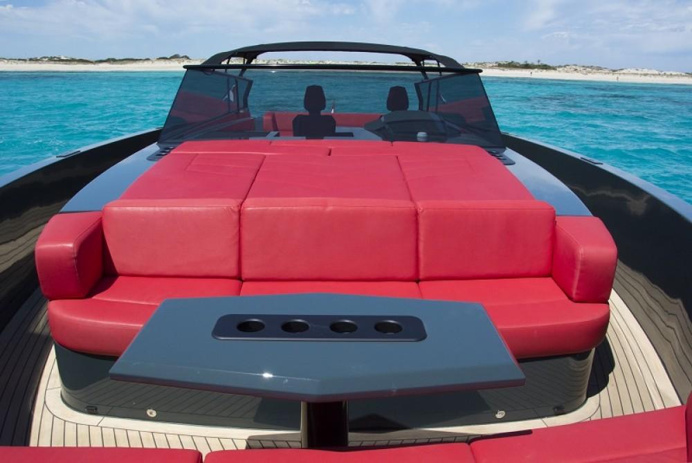 Rental yacht Sant Antoni de Portmany - Vanquish VQ 48 on SamBoat