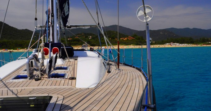 X-Yachts X-512  between personal and professional Port Elizabeth