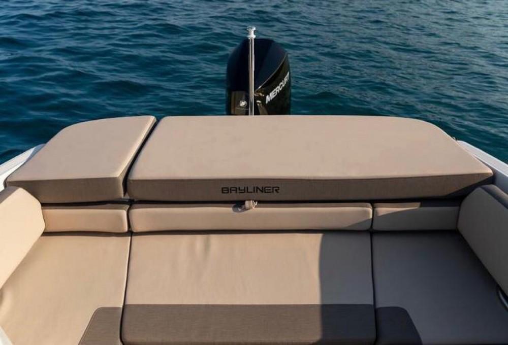 Location yacht à Calvià - Bayliner VR6 caddy sur SamBoat