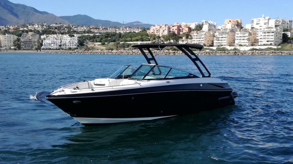 Boat rental Monterey 264fsx in Estepona on Samboat