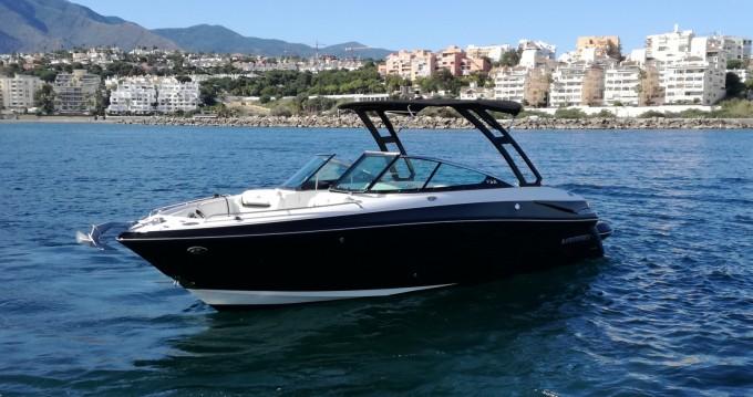 Location bateau Monterey 264fsx à Estepona sur Samboat