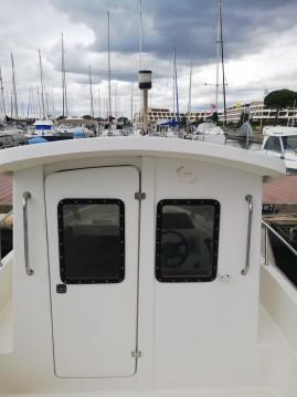 Quicksilver Quicksilver 620 Timonier entre particuliers et professionnel à Port-Camargue