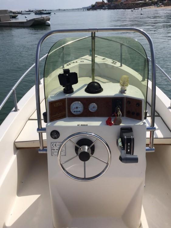 Yacht-Charter in Lège-Cap-Ferret - RASCALA FM16  500 Open auf SamBoat