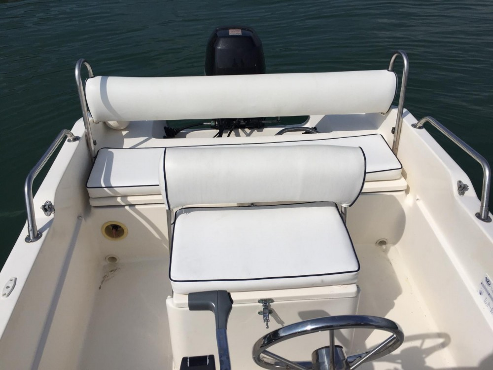 Hire Motor boat with or without skipper RASCALA FM16 Lège-Cap-Ferret