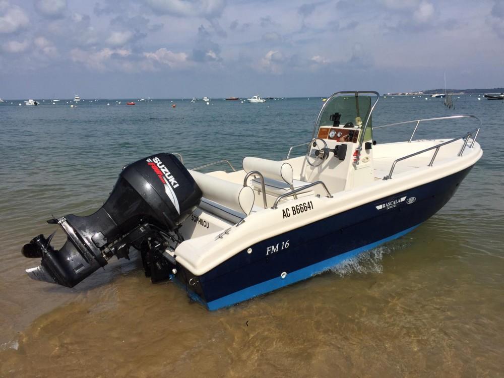 Motorboot mieten in Lège-Cap-Ferret - RASCALA FM16  500 Open