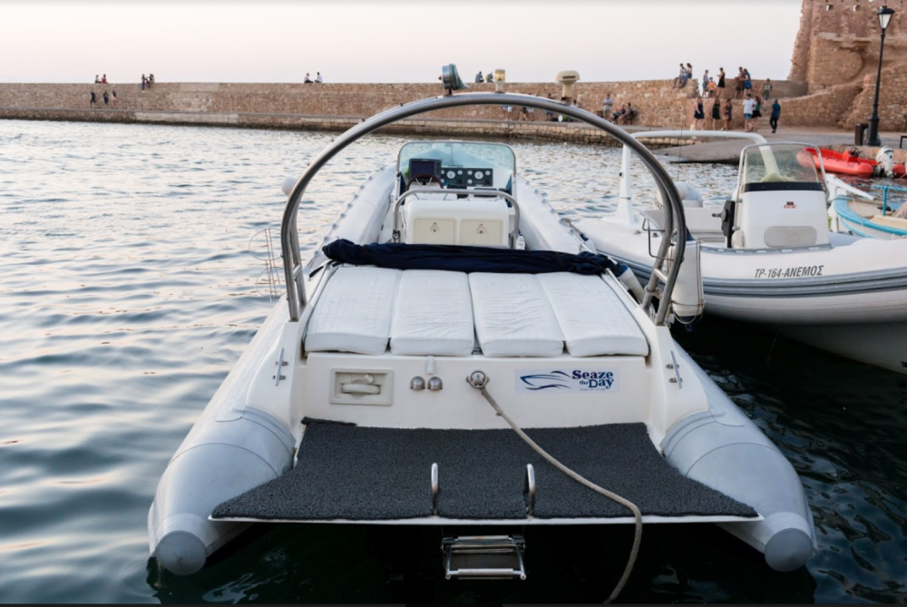 Rental RIB in Chania - Cobra Royal
