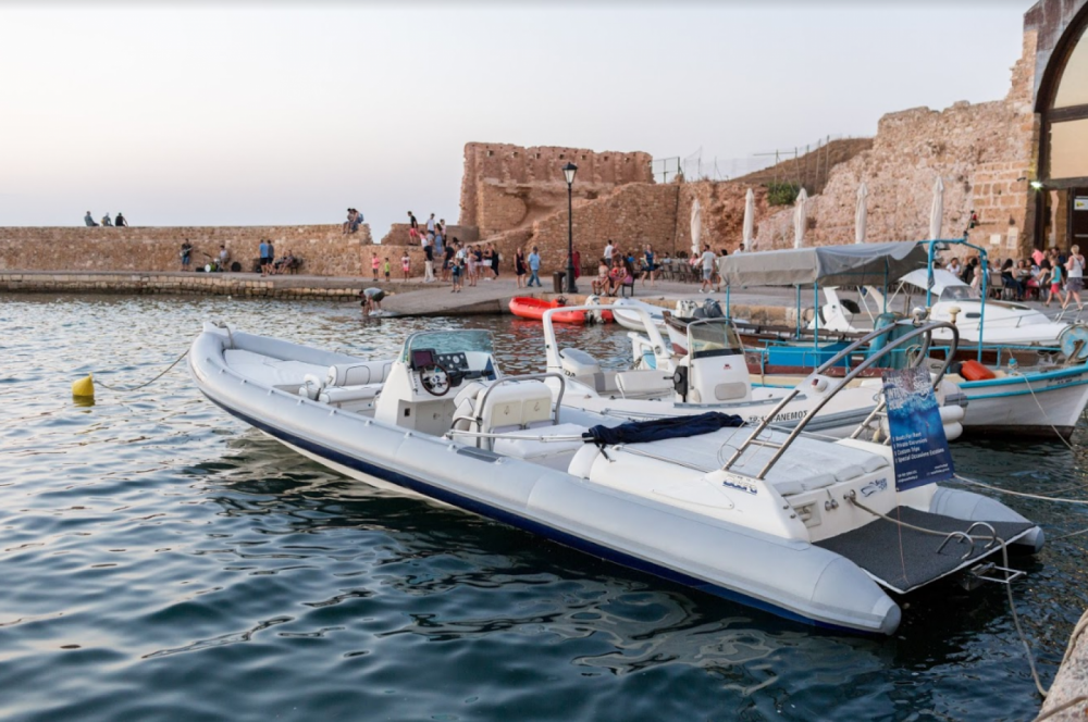 Cobra Royal  between personal and professional Chania