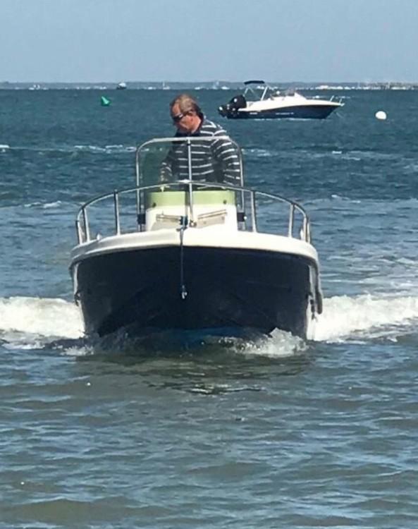 Location bateau RASCALA FM16  500 Open à Lège-Cap-Ferret sur Samboat