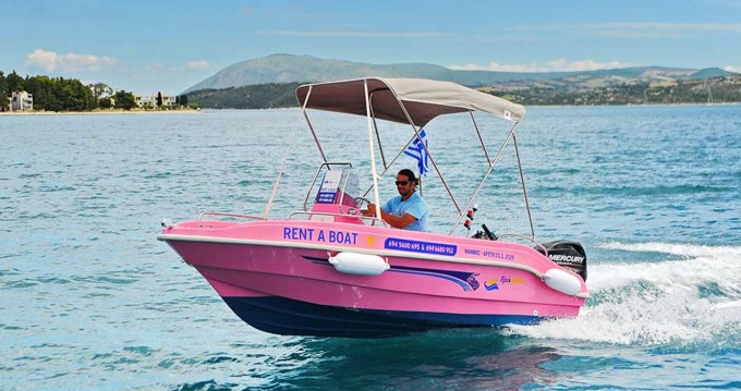 Location bateau Nikiána pas cher dromeas