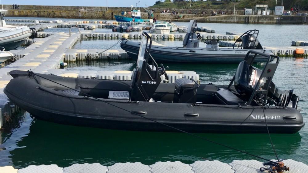 Boat rental Le Palais cheap Ocean Master 540