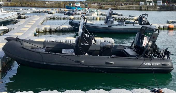 Highfield Ocean Master 540 entre particuliers et professionnel à Le Palais