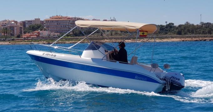 Louez un Sessa Marine Remus 550 à Cabo Roig