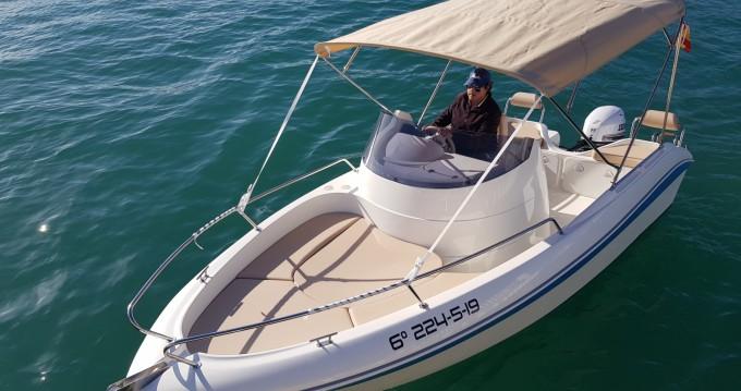 Location bateau Sessa Marine Remus 550 à Cabo Roig sur Samboat
