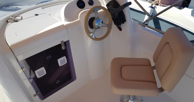Location bateau Cabo Roig pas cher Remus 550