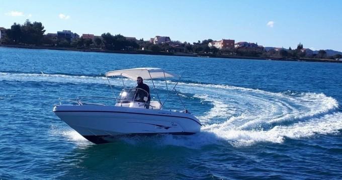 Location yacht à Korčula - Ranieri Voyager 19 sur SamBoat