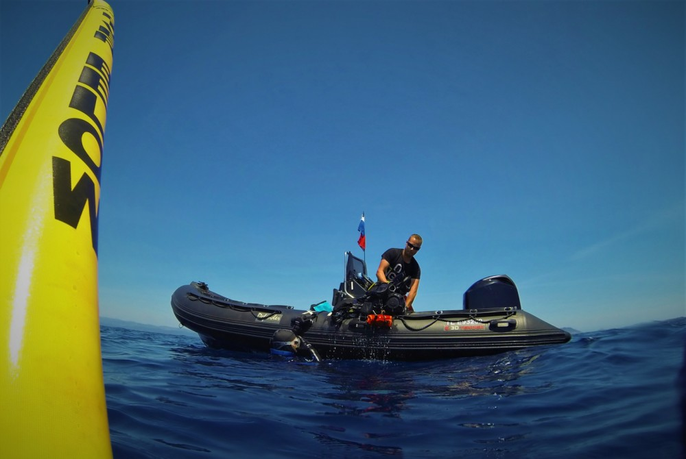 Hire RIB with or without skipper 3D Tender La Londe-les-Maures
