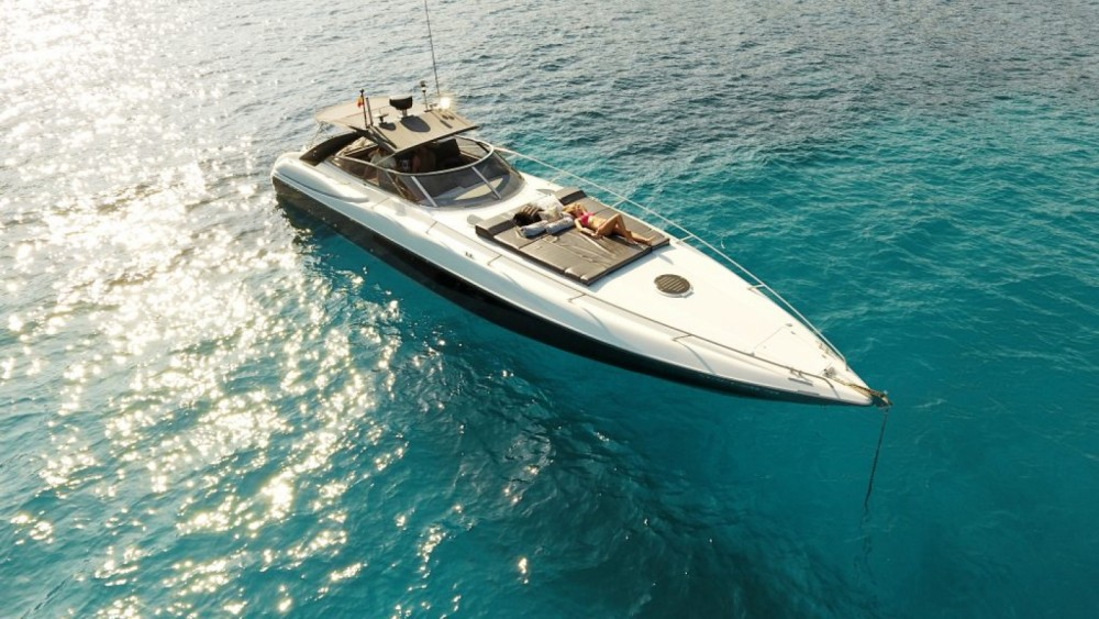 Yacht for rent Sant Antoni de Portmany at the best price