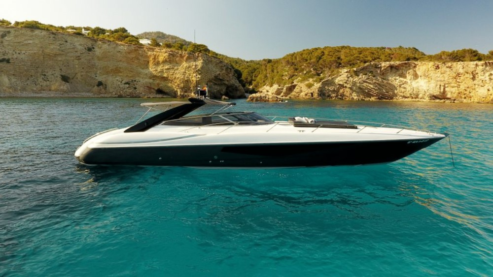 Boat rental SANSEEKER SUPERHAWK 48 in Sant Antoni de Portmany on Samboat