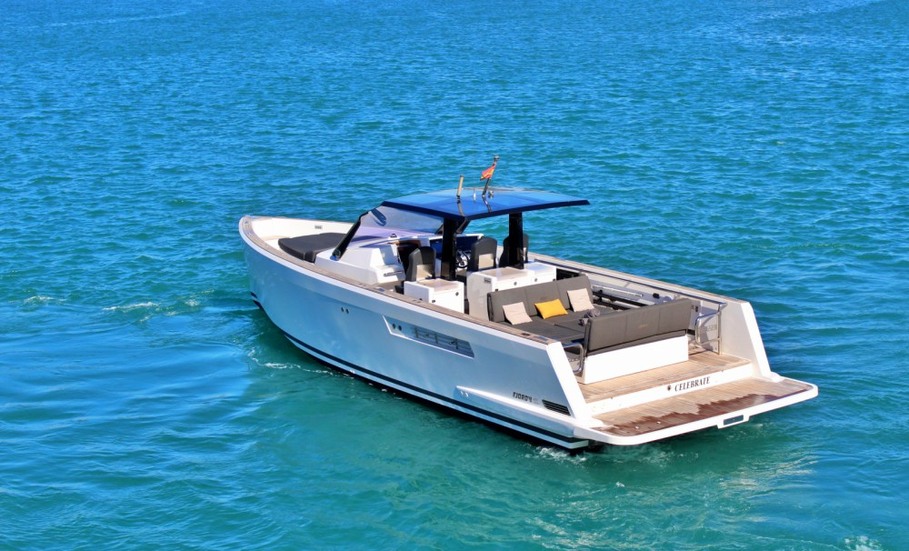 Rental Yacht Fjord with a permit
