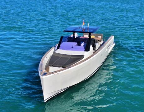 Location bateau Île d'Ibiza pas cher Fjord 40 Open