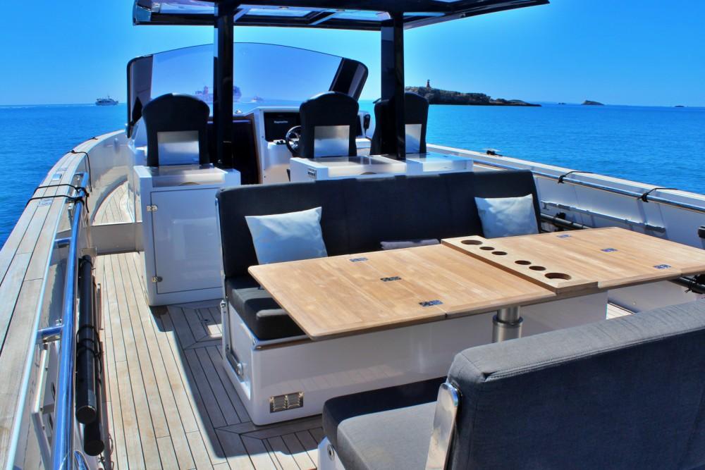 Boat rental Sant Antoni de Portmany cheap 40