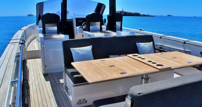 Location yacht à Île d'Ibiza - Fjord Fjord 40 Open sur SamBoat