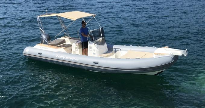 Location yacht à Propriano - Capelli Capelli 700 Sun sur SamBoat
