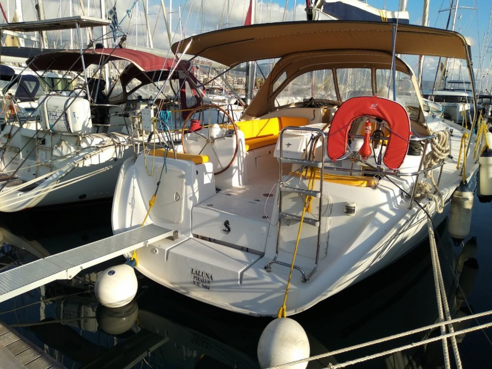 Bootsverleih Bénéteau Cyclades 434 Athen Samboat